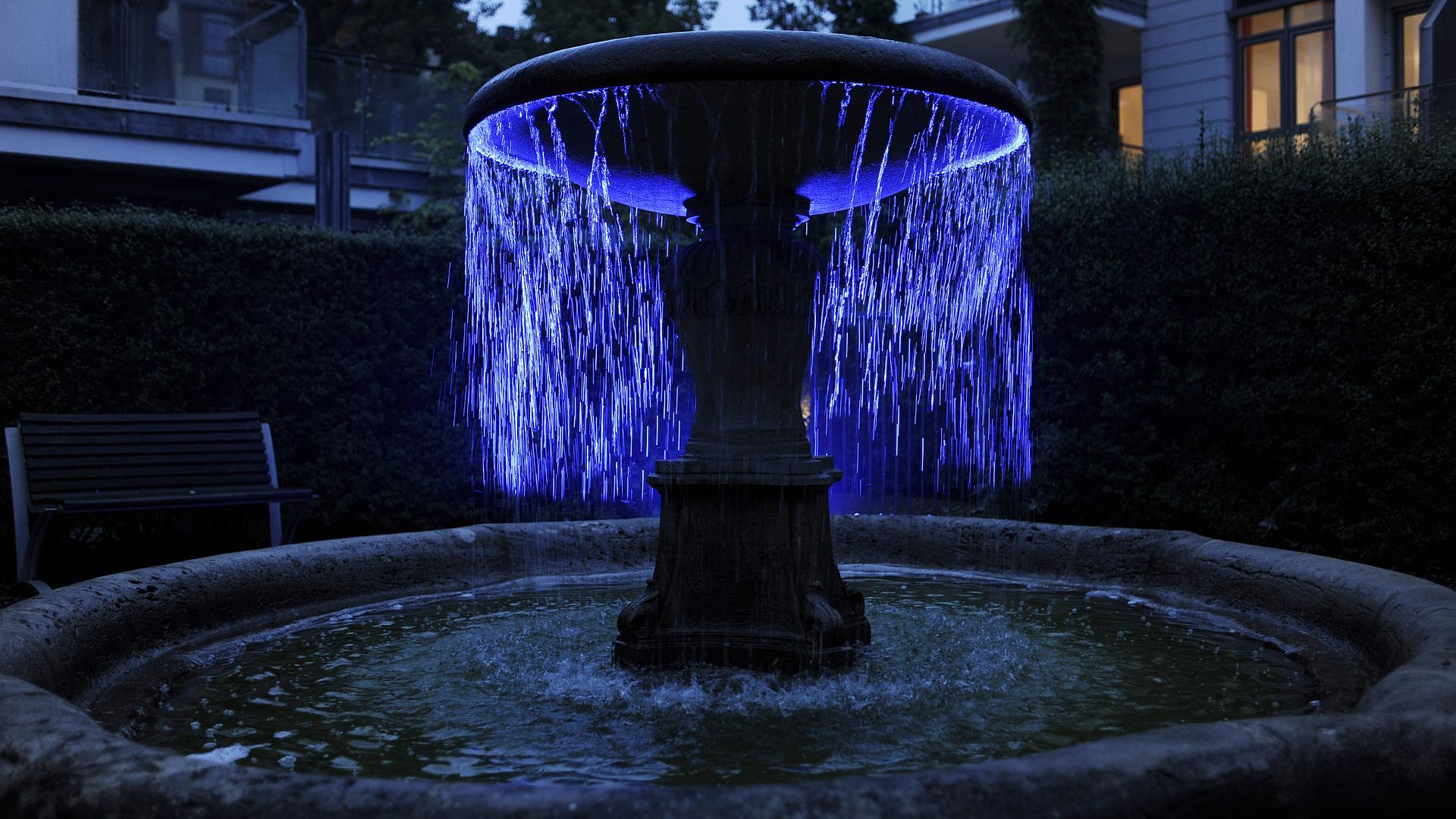 Trockenlegung Einer Villa Im Grundwasser Instandsetzung Der Stadtvilla
