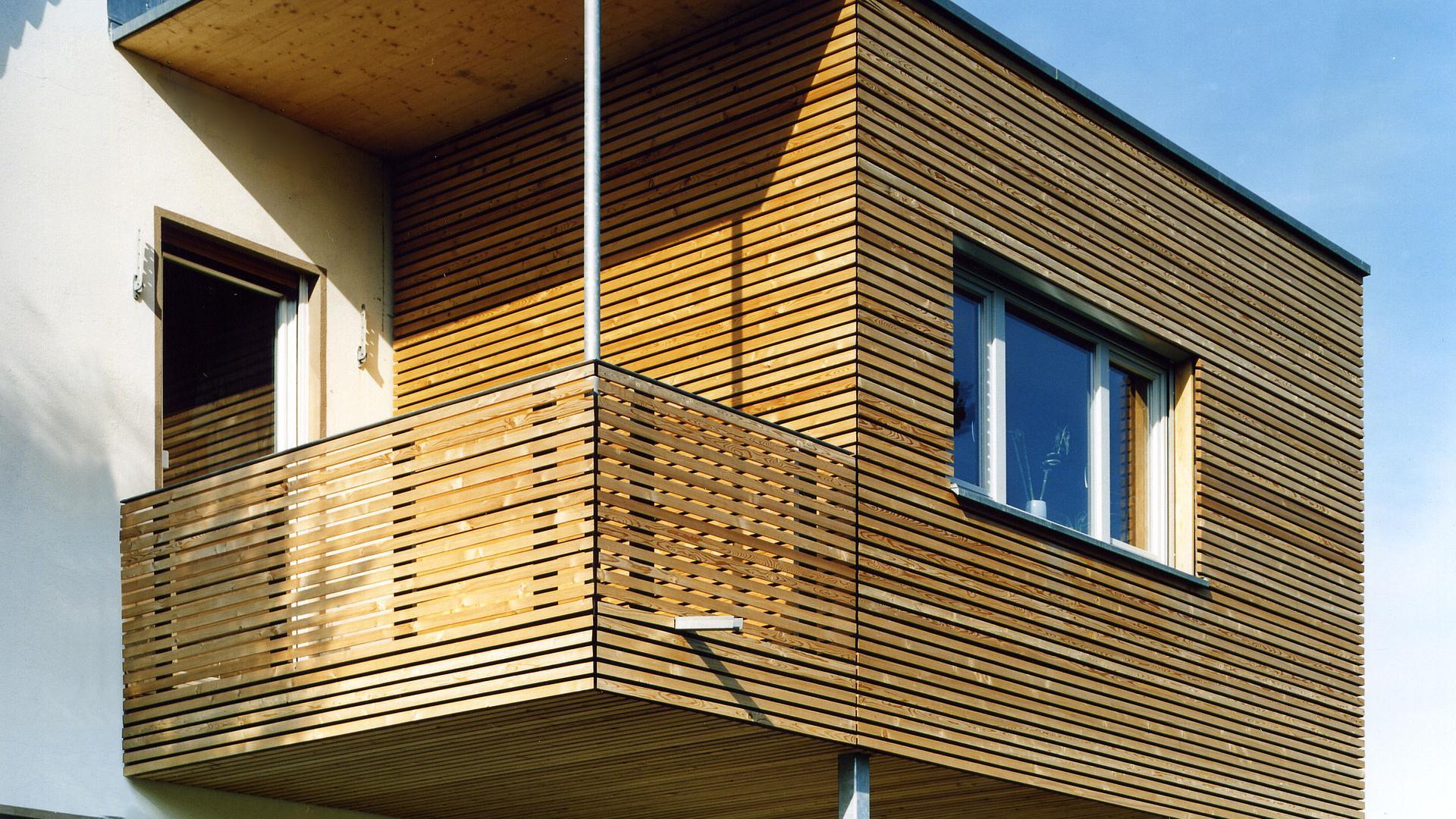 Hausanbau Ideen Erweiterung Einer Doppelhaushalfte Als