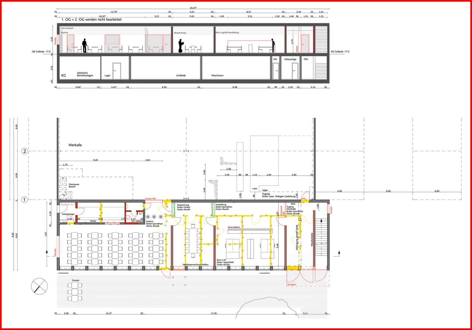 umbau eines verwaltungsgeb udes in kornburg bei n rnberg. Black Bedroom Furniture Sets. Home Design Ideas