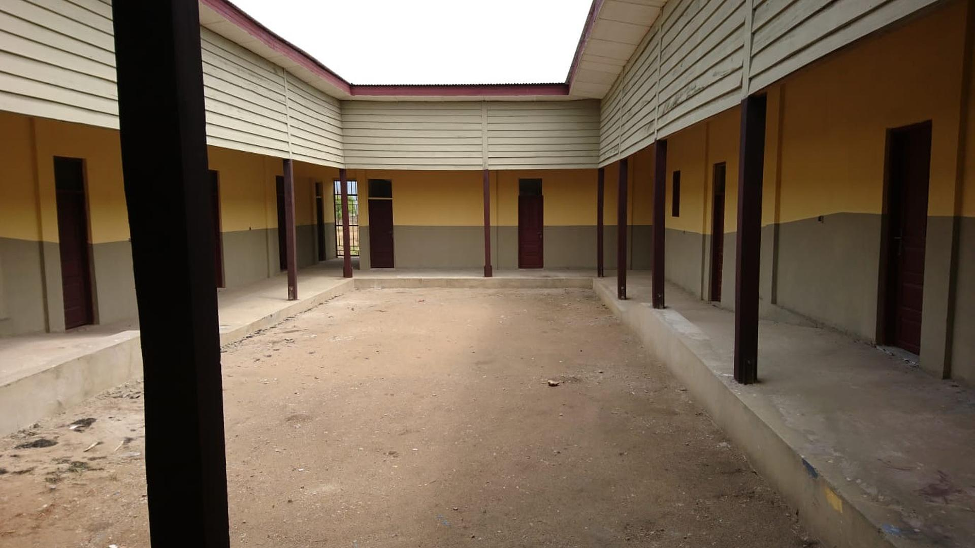 Gesundheitszentrum In Der Demokratischen Republik Kongo