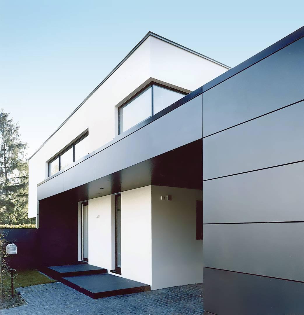Neubau Einfamilienhaus Flachdach: Neuerrichtung: Planung Und Neubau Einfamilienhaus