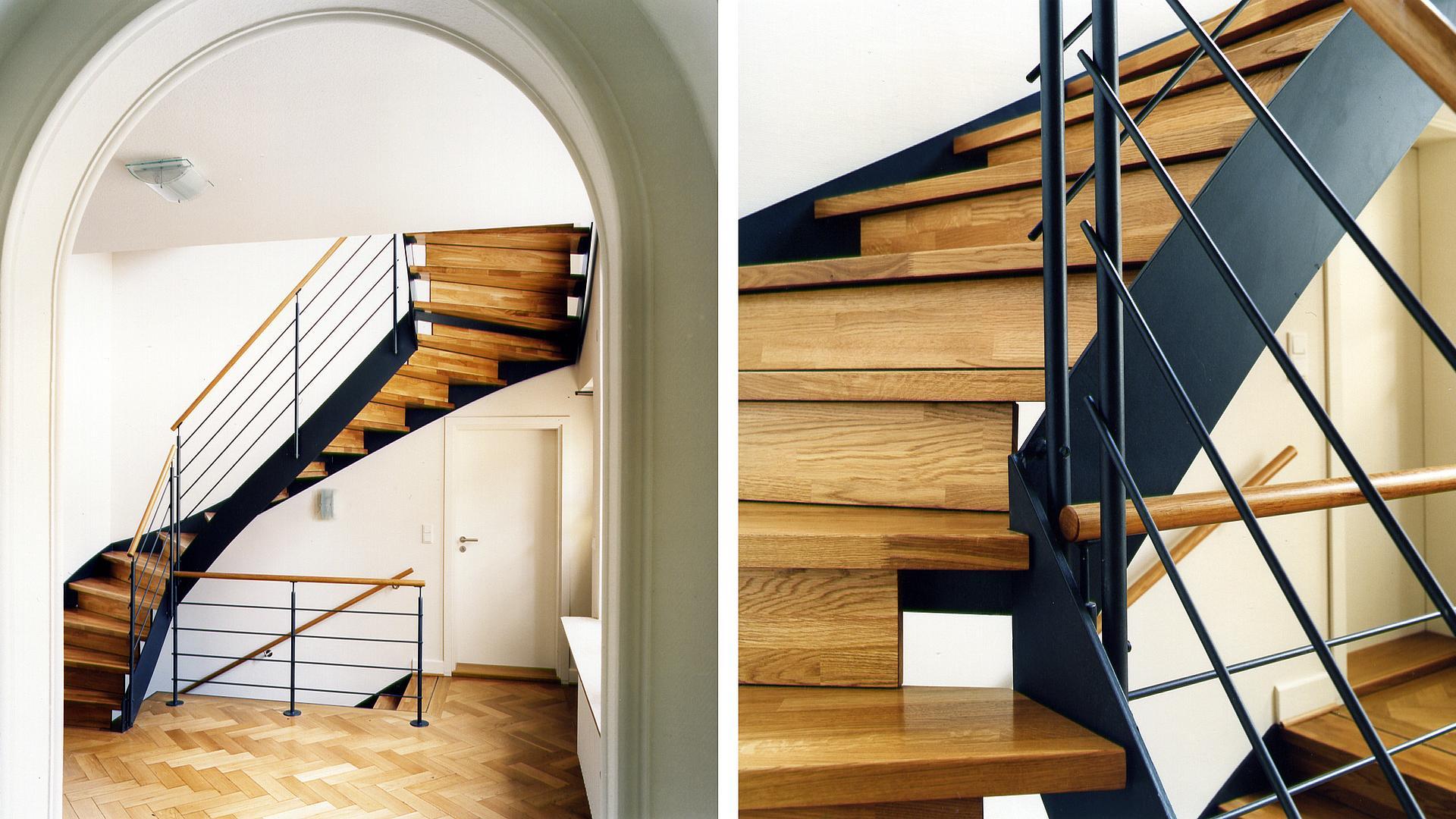 Gut bekannt Umbau und Modernisierung einer Villa - Brandschutz und Privatheit GX33
