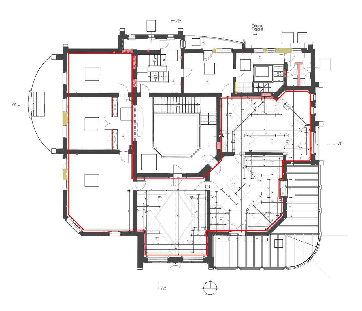 grundriss bauhaus villa kernhaus futura bauhaus das mit der klassischen als fotos dirk. Black Bedroom Furniture Sets. Home Design Ideas