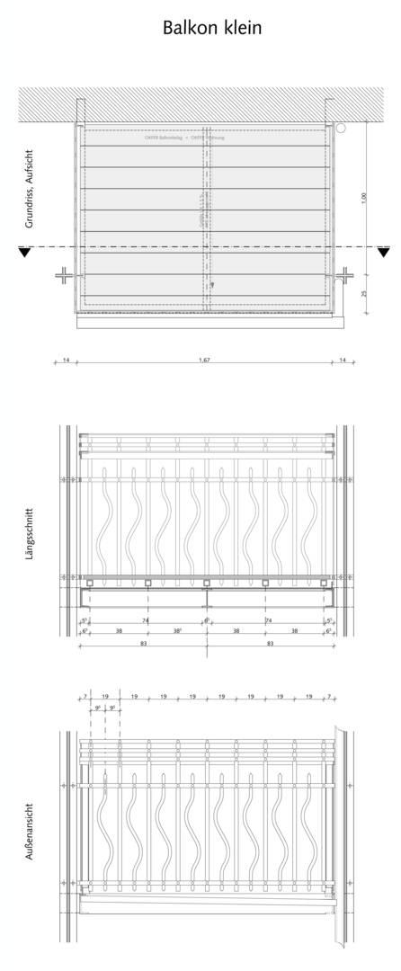 balkonien alte balkonanlage erstrahlt im neuen glanz. Black Bedroom Furniture Sets. Home Design Ideas