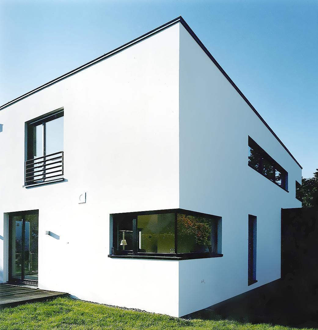 Neuerrichtung: Planung Und Neubau Einfamilienhaus