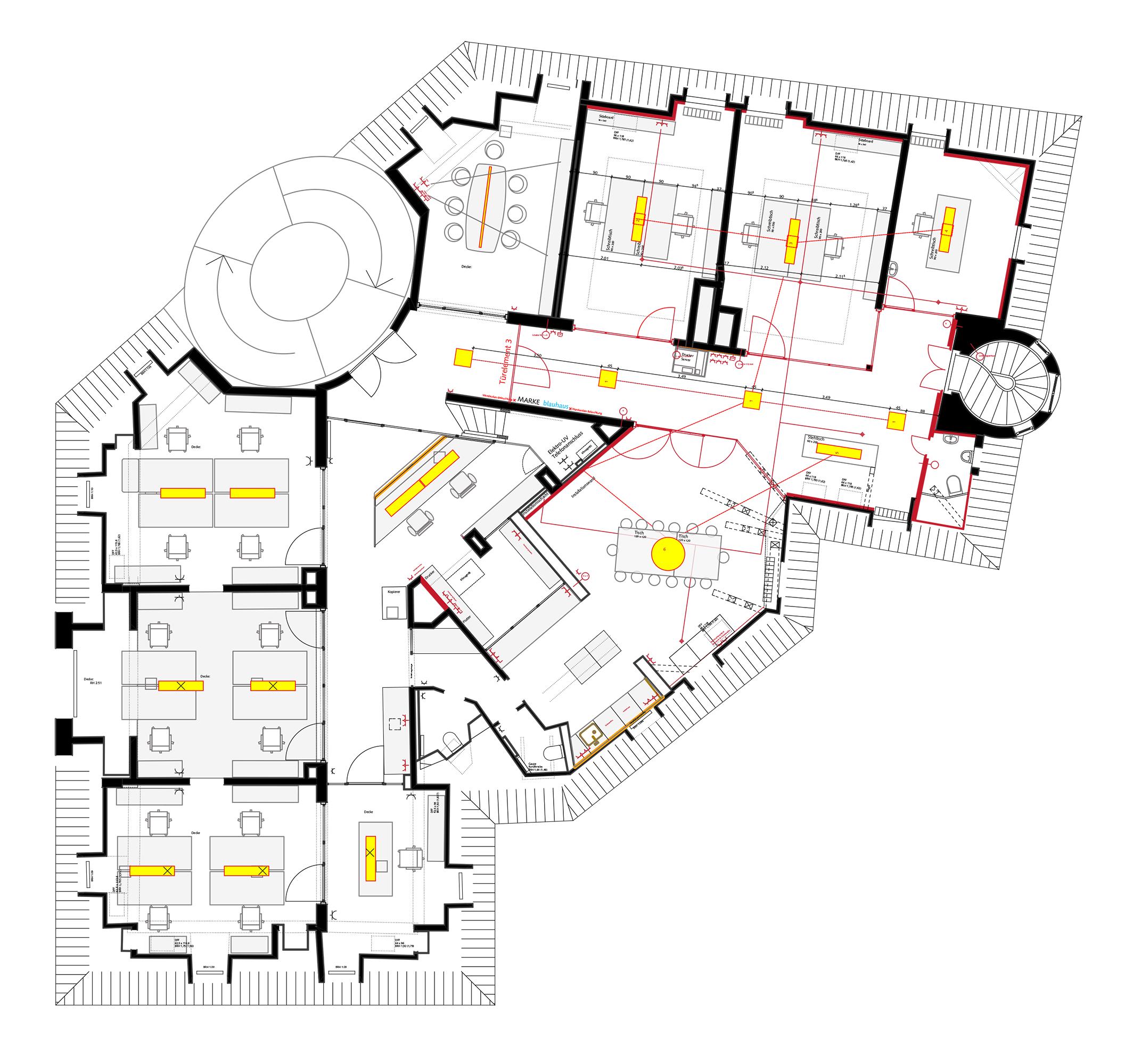 blauhaus b ro blauhaus architekten. Black Bedroom Furniture Sets. Home Design Ideas